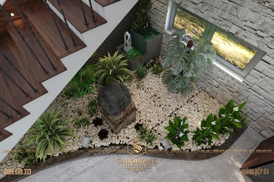 thiết kế nội thất vườn tiểu cảnh bt 2063 01