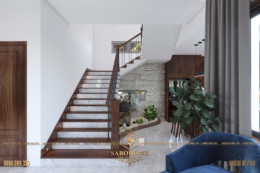 thiết kế nội thất vườn tiểu cảnh bt 2063 03