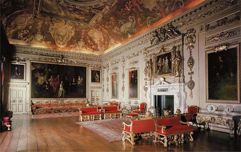 Lịch sử thiết kế nội thất