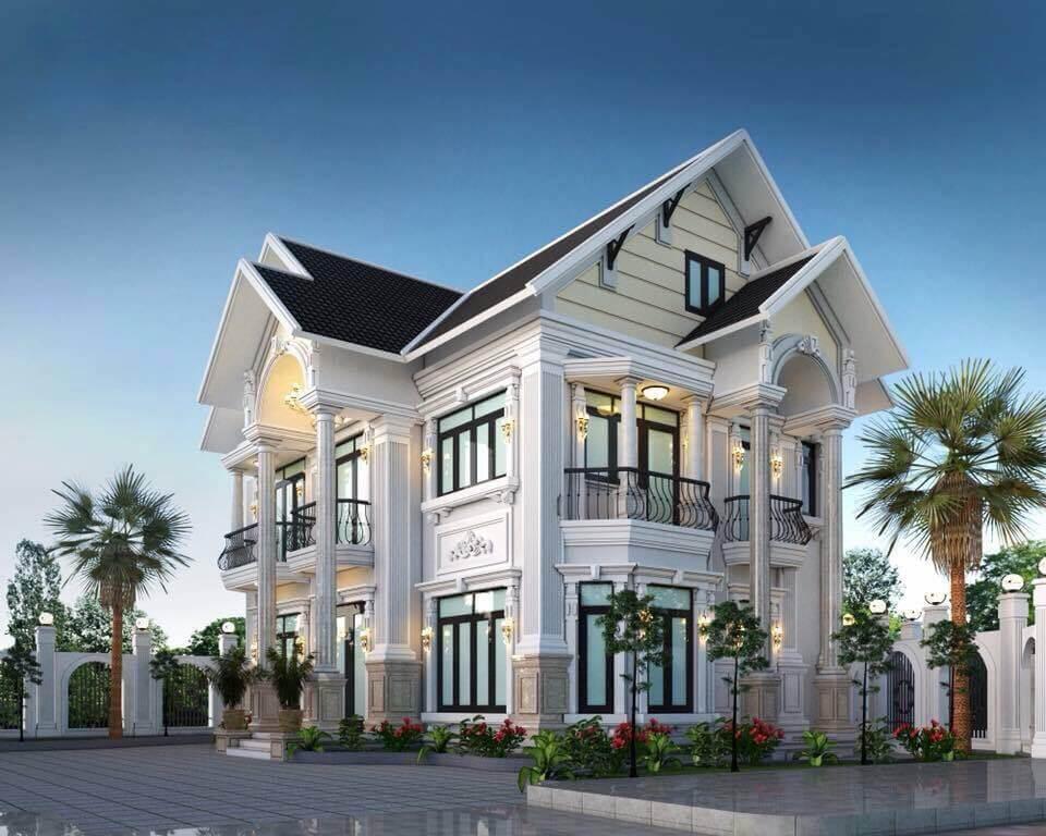 Dinh thự - Không gian đẳng cấp của loại nhà ở có giá đắt đỏ nhất